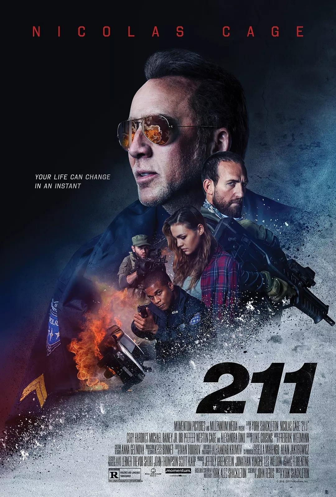 代码211 [尼古拉斯·凯奇]