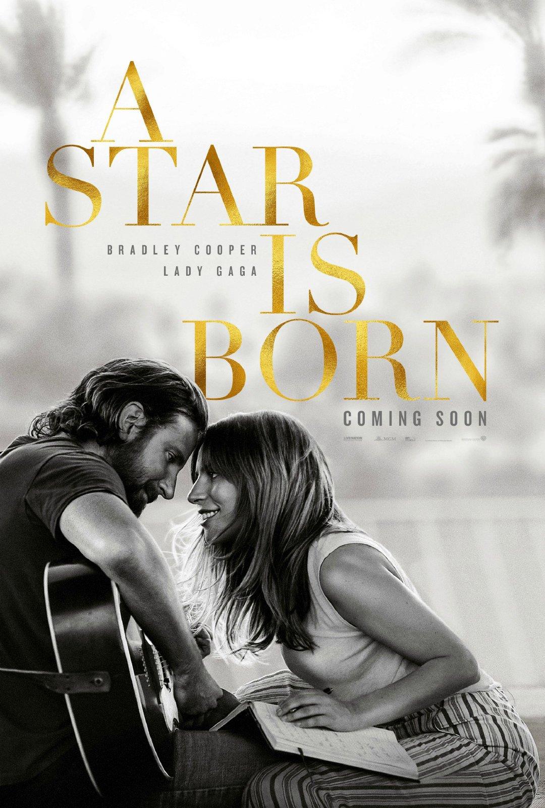 一个明星的诞生 [Lady Gaga/布莱德利·库珀]